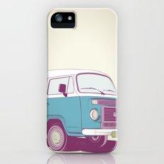 VW Combi v.02 iPhone (5, 5s) Slim Case