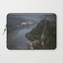 The Great Wall of China Laptop Sleeve