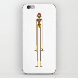 Pixel Dhalsim - White Edition - Street Fighter iPhone Skin