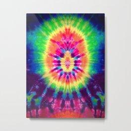 Tie-Dye #2 Metal Print