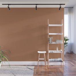 Hazel | Pantone Fashion Color | Fall : Winter 2019-2020 | London | Solid Color | Wall Mural