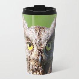 Owl_20180213_by_JAMFoto Travel Mug