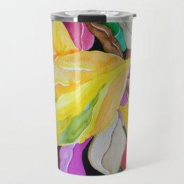 Flowers | Watercolor Travel Mug