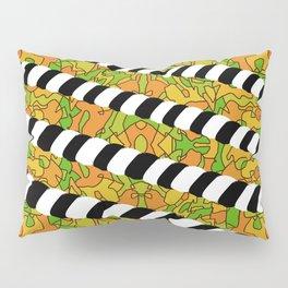 opposite handed mango Pillow Sham