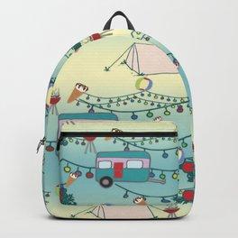 Kiwi Christmas Backpack
