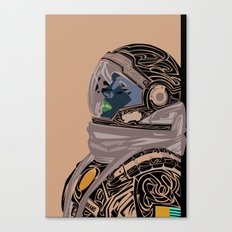 Brand - Interstellar Canvas Print