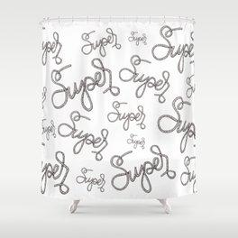 Super Multi Shower Curtain