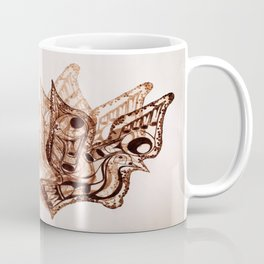 Cardinal Life Fade Coffee Mug