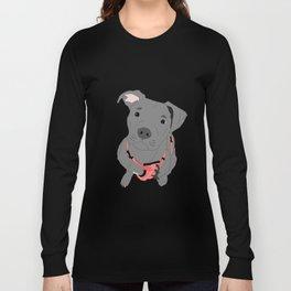 Stella on a walk Long Sleeve T-shirt