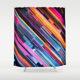 Colorain Shower Curtain