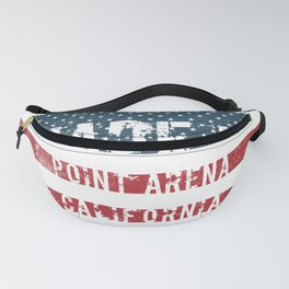 Made in Point Arena, California Fanny Pack