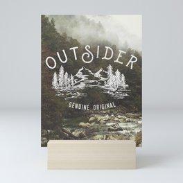 Outsider Mini Art Print