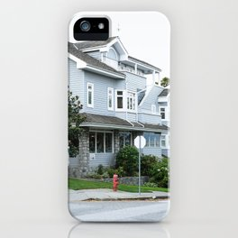 378. Big American House, Vancouver, Canada iPhone Case