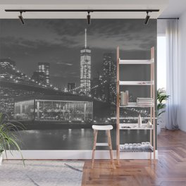 New York Magic Wall Mural