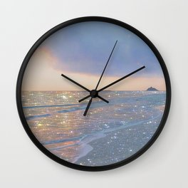 Magic ocean Wall Clock