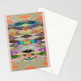 RHOMBOID SEX Stationery Cards