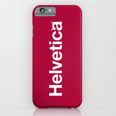 Hell-vetica iPhone 6s Slim Case