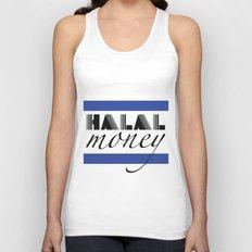 HALAL MONEY Unisex Tank Top
