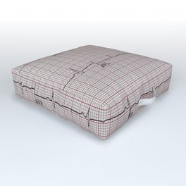 Let's Play Doctor Outdoor Floor Cushion