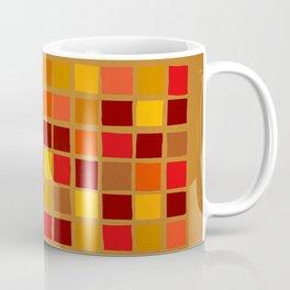 colored mosaic 02 Coffee Mug