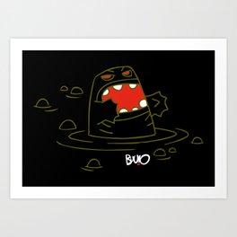 LAGUNO Art Print