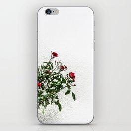 Rambling Roses iPhone Skin