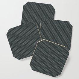 Geometric Abstract Pattern 1 Coaster