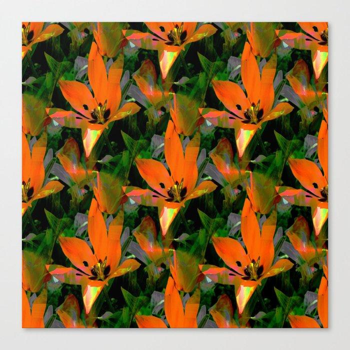 Loving Tulips... Canvas Print