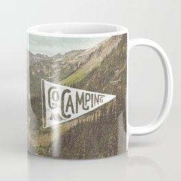 Go Camping Coffee Mug