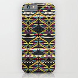 Pattern DNA iPhone Case