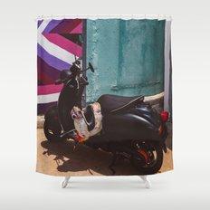 Keep Austin Weird Shower Curtain