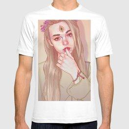 Opened third eye T-shirt