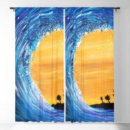 Tidal Wave Blackout Curtain