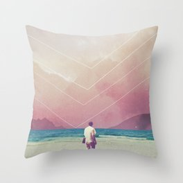 Someday maybe You will Understand Throw Pillow