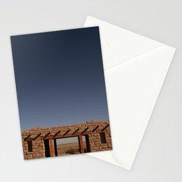 Pueblos Stationery Cards