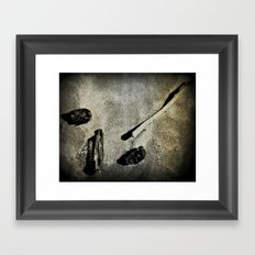 drift ii Framed Art Print