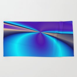 for yoga and more -19- Beach Towel