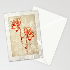 flower3 Stationery Cards