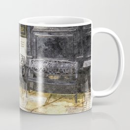 Pub Resting Place Art Coffee Mug