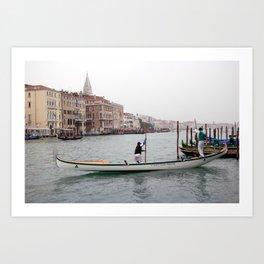 Good Morning Venice Art Print