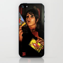 The Fortelling iPhone Skin