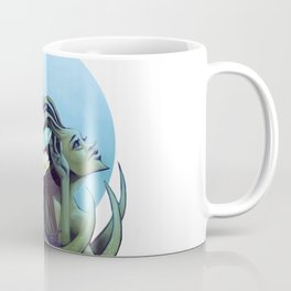 Lady Midnight Coffee Mug
