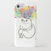 rubyetc iPhone & iPod Cases featuring inside and out by rubyetc