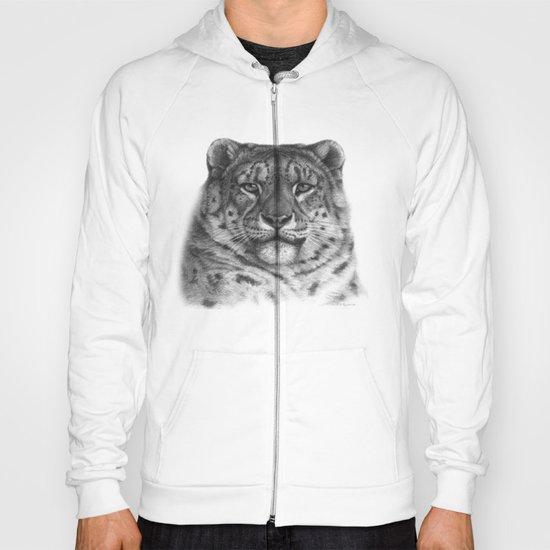 Snow Leopard G078 Hoody