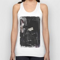 lydia martin Tank Tops featuring Lydia by Tom Melsen