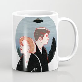 The Truth Is Out There Coffee Mug