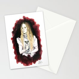 Love Makes Monster of Us All Stationery Cards