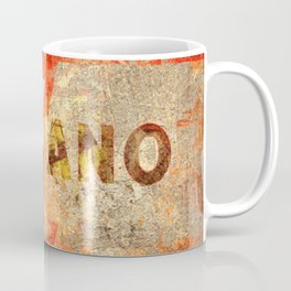 Cinzano - Vintage Vermouth Coffee Mug