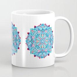 Folk mandala Coffee Mug