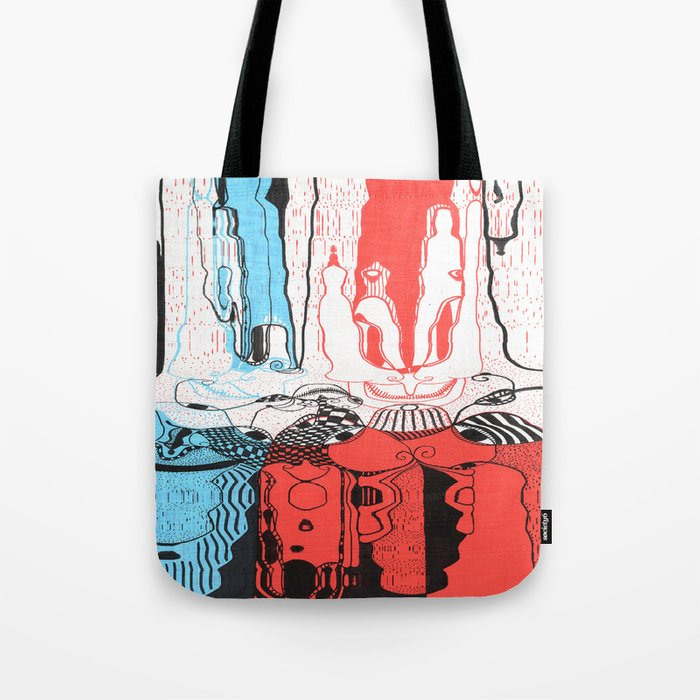 Ions Tote Bag